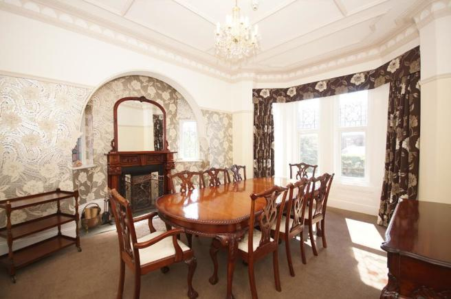 Reception Lounge/Dining Room