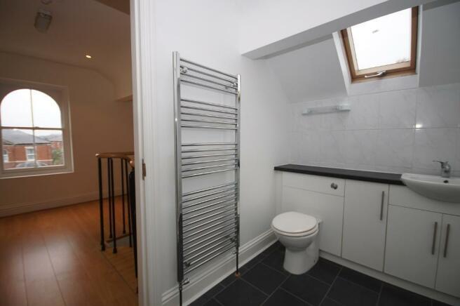 Shower Room & Landing