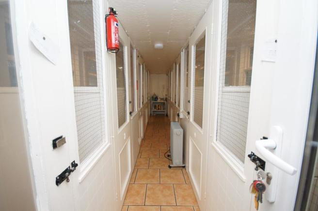 Cattery Corridor