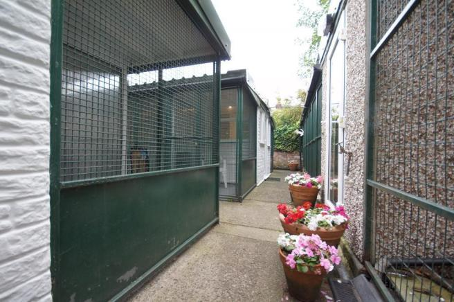 Cattery Pens