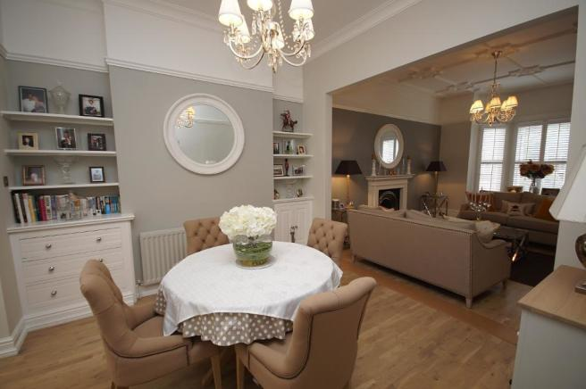 Dining Room & Reception Lounge