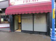High Street Shop to rent