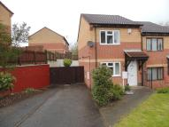 2 bedroom semi detached property to rent in Pendle Crescent...
