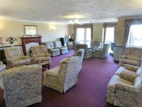 Residents' lounge