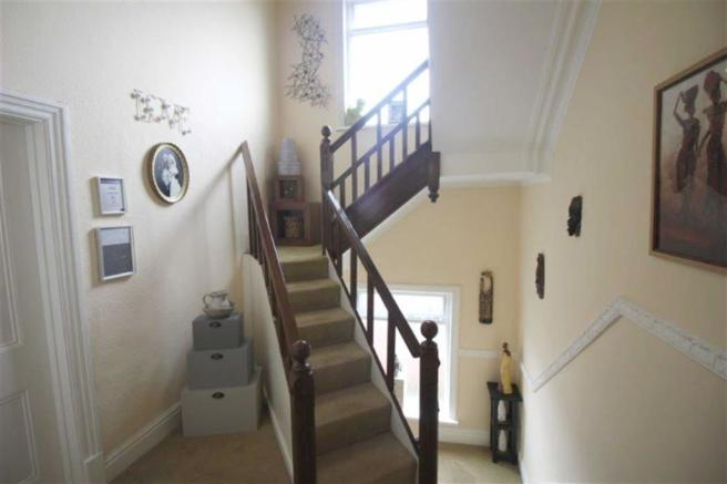 Stairs and Landing