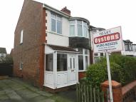semi detached house to rent in Fernhurst Ave, Blackpool...