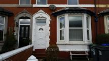 Flat to rent in Chesterfield Rd...