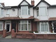 Terraced house in Newcastle Avenue...