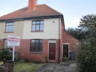 semi detached house in East Mead, Blackpool...