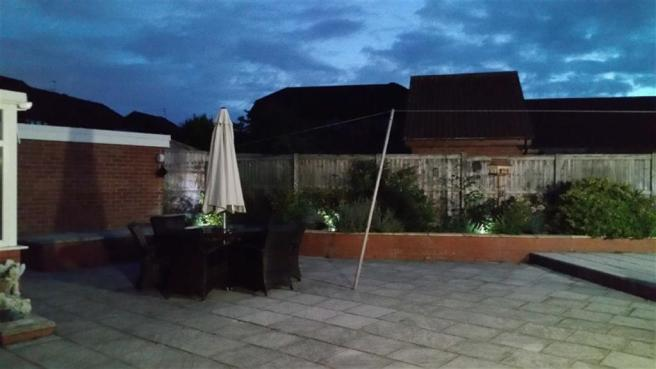 Outside At Night