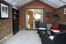 Terraced house in Varsity Drive, Twickenham