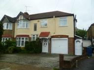 semi detached property in BELL CLOSE, PINNER