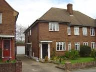 TOLCARNE DRIVE Ground Flat to rent