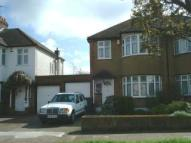3 bed semi detached home in THE DRIVE, NORTH HARROW