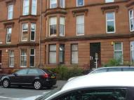 Flat in Waverley Street, Glasgow...