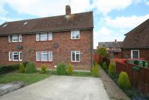 semi detached home to rent in Wantley Hill Estate...
