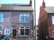2 bedroom house in Mansfield Road, Selston...