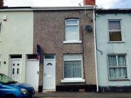 Terraced house in Crossley Street, RIPLEY