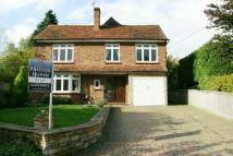 Detached house in The Avenue, Worminghall