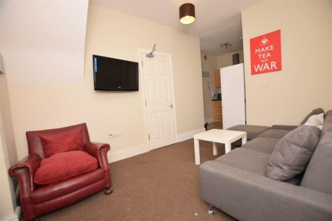 Living Room - Flat 3