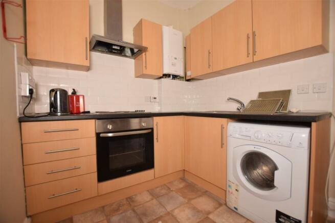Kitchen - Flat 3