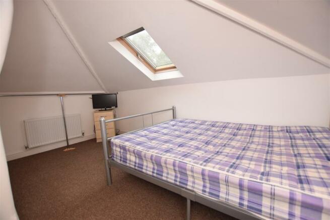 Bedroom Three - Flat