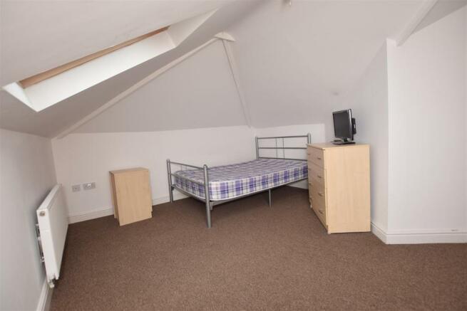 Bedroom Two - Flat 3