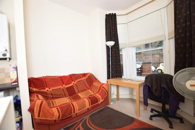 Living Room - Flat 2