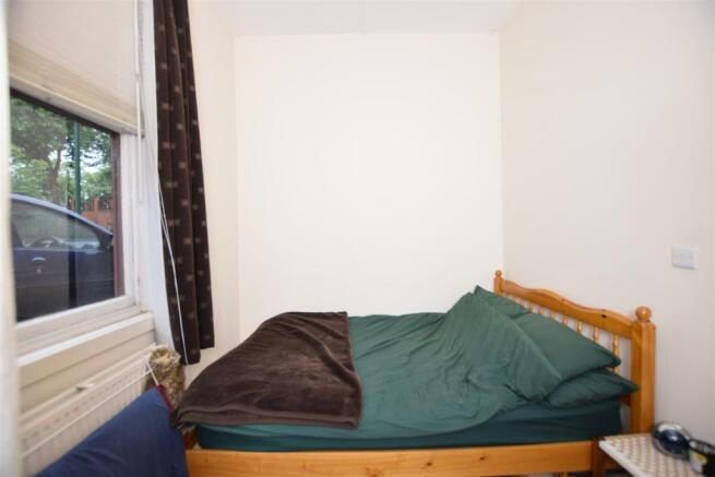 Bedroom - Flat 2