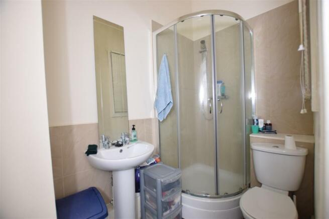 Shower Room - Flat 2