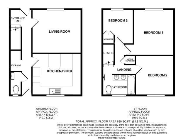 Melville Floorplan