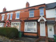 Terraced property in Galton Road