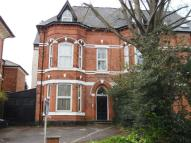 Studio apartment to rent in Flat 8 Rotton Park Road