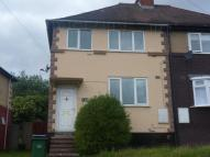 Wallace Road semi detached house to rent