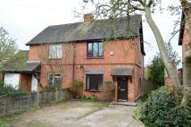 semi detached property in Hurst Road, Twyford