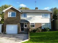 4 bed Detached house in Wilderness Road...