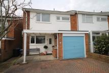 3 bed End of Terrace property in Stafford Way, Keymer...