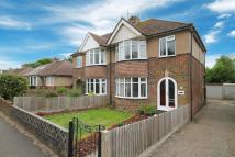 semi detached property in 6 Manor Avenue, Keymer...