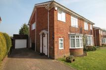 3 bed semi detached property in Silverdale, Keymer...