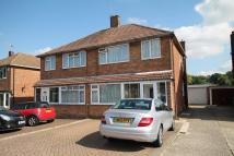 PRIORY ROAD semi detached house for sale