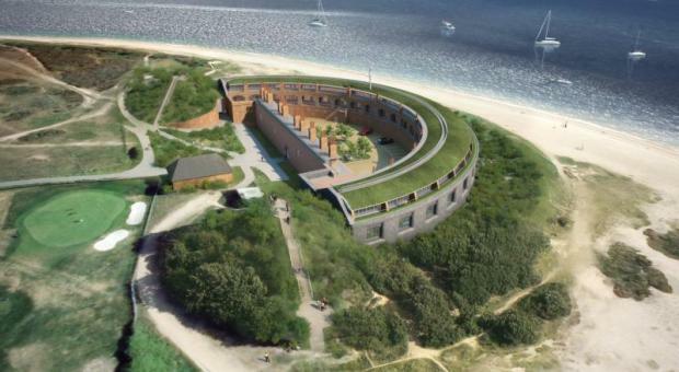 CGI Fort