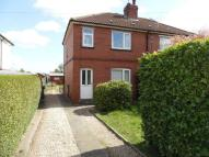 2 bed semi detached property to rent in Morthern Road Wickersley...