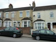 Terraced house in Ashburnham Road...