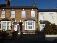 3 bed Terraced home to rent in Stanmore Road, Belvedere...