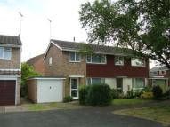 3 bedroom semi detached home to rent in Rickard Close