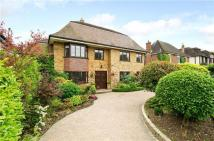 Detached house for sale in Camlet Way, Hadley Wood...