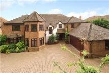 Detached house in The Ridgeway, Radlett...