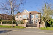 Detached home for sale in Gills Hill Lane, Radlett...
