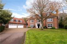 Detached house for sale in Beech Hill Avenue...