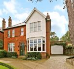 6 bedroom semi detached home for sale in Crescent East...